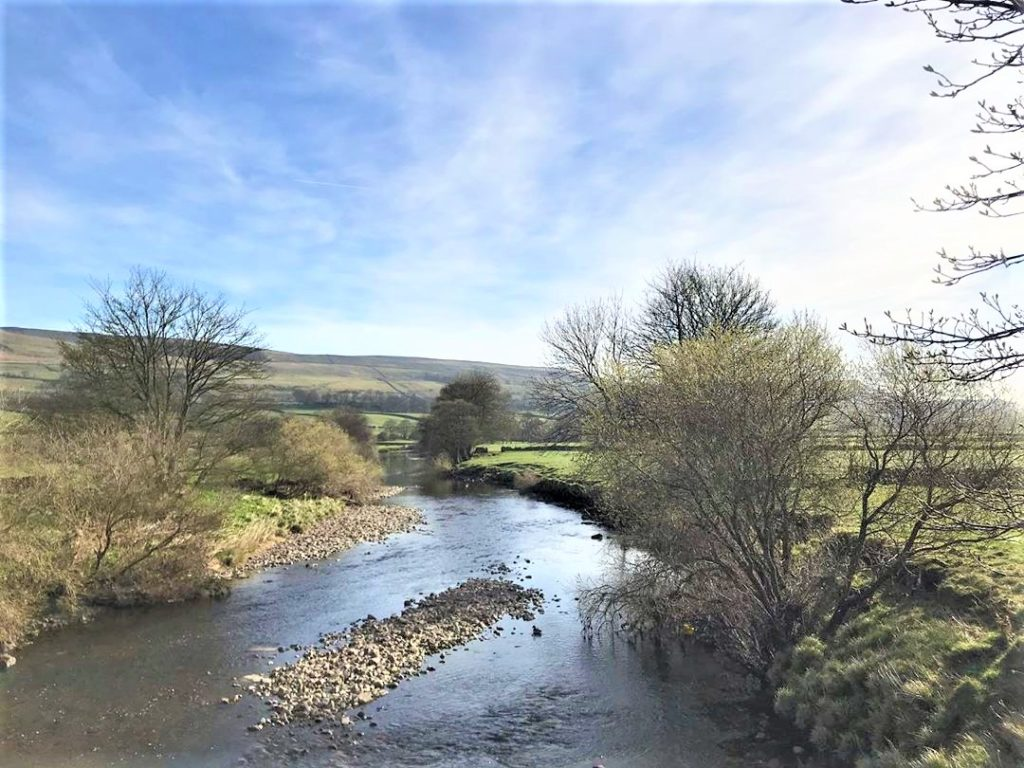 scenery near Yorkshire Dales Brewery