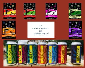 12 beers from Yorkshire Dales Brewery