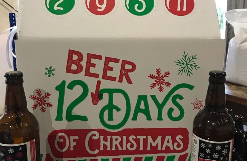 festive beers from Yorkshire Dales Brewery