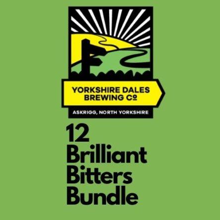 12 Brilliant Bitters beer bundle