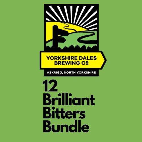Brilliant Bitters Yorkshire beer bundle