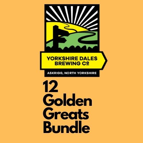 Golden Greats Yorkshire beer