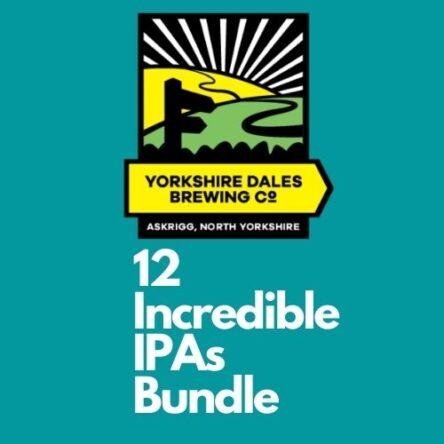 12 Incredible IPAs beer bundle