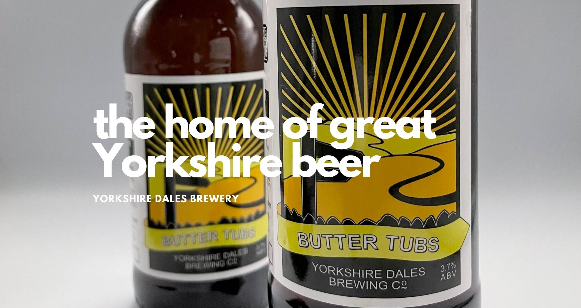 Yorkshire Dales brewery.