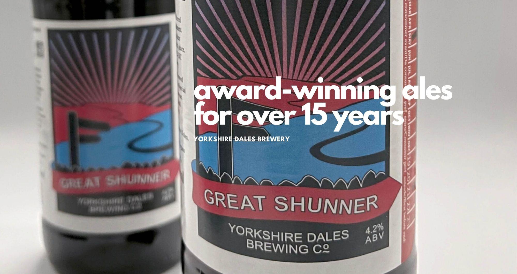 order craft beer online from Yorkshire Dales Brewery Askrigg