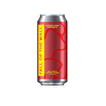 Fall Of The Wall Sour Cherry Berliner Weisse