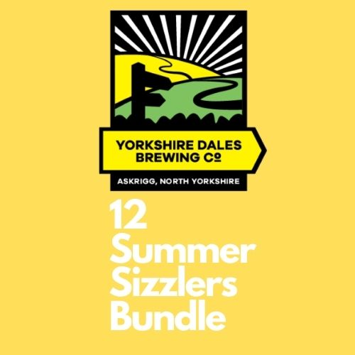 12 Summer Sizzlers beer bundle from Yorkshire Dales Brewery