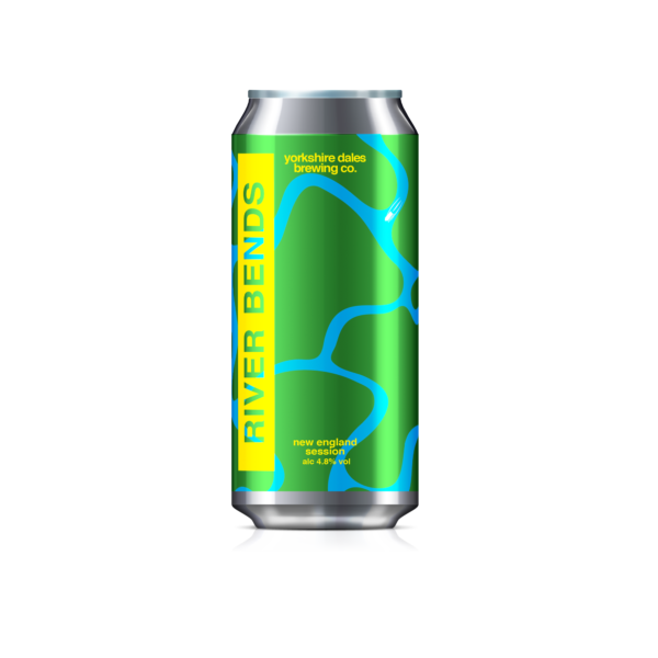 River Bends beer from Yorkshire Dales Brewery